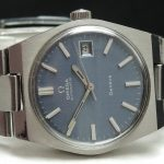 a2360 omega geneve blue linen dial (4)