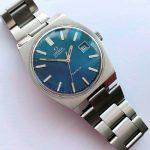a2360 omega geneve blue linen dial (6)