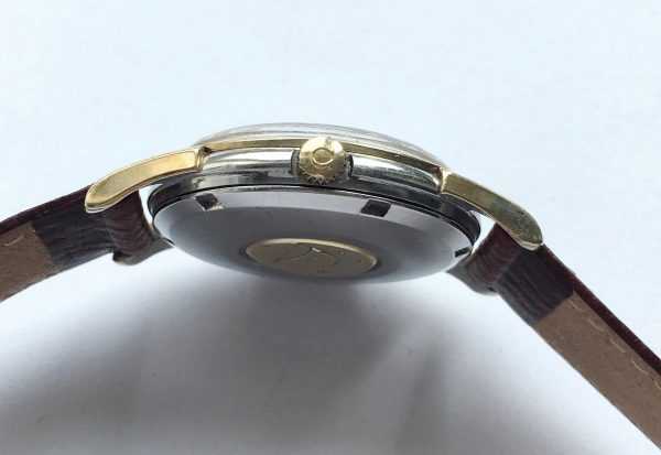 Gold-plated Vintage Omega Constellation Automatic