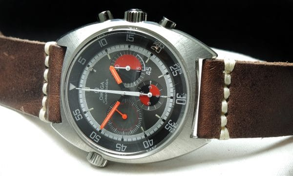 Omega Serviced Omega Seamaster Soccer Vintage Watch