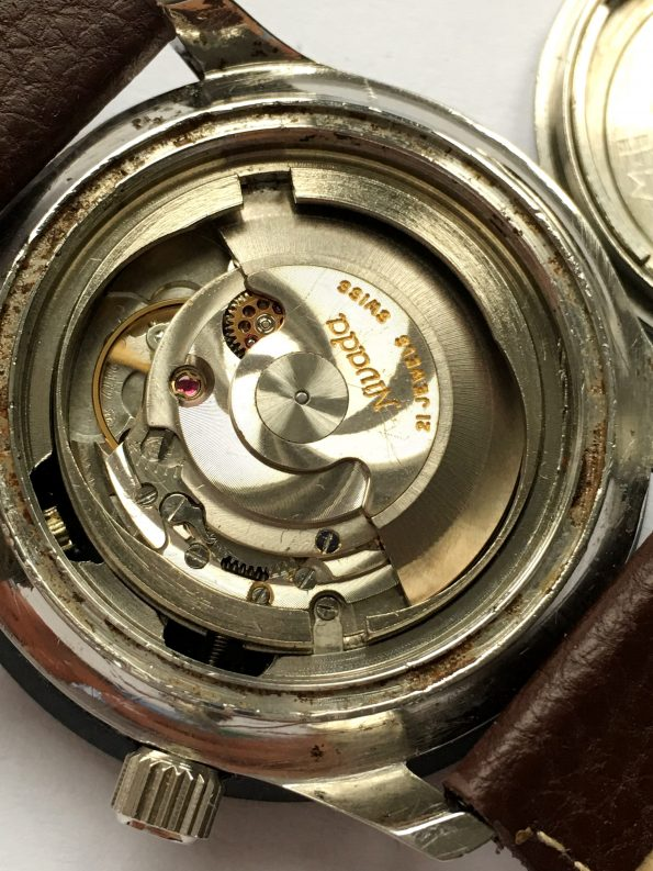 Afforable Nivada Grenchen Depthomatic Vintage SUPER COMPRESSOR