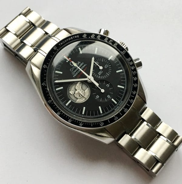 Full Set Omega Speedmaster Apollo 14 Eagle