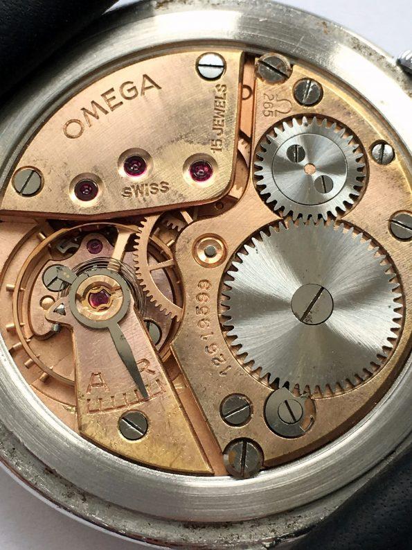 Beautiful Vintage Oversize Omega cal 265