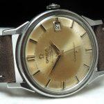 a2408 omega constellation cream dial (5)
