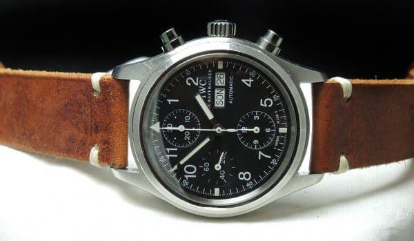 Original IWC Flieger Chronograph Fliegerchronograph