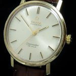 Gold Plated Omega Seamaster De Ville Automatic 34mm