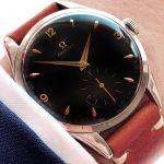 a2435 omega oversize black dial (1)