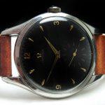 a2435 omega oversize black dial (3)