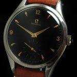 a2435 omega oversize black dial (5)