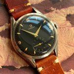 a2435 omega oversize black dial (6)