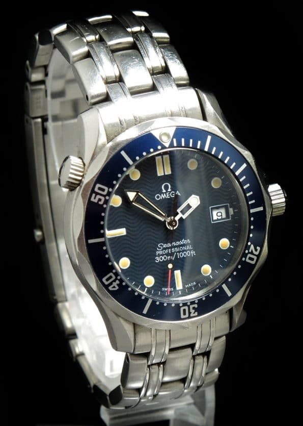36mm Medium Quartz James Bond Seamaster Professional 300m