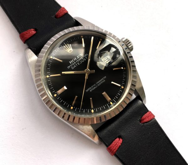 Fully Refurbished Rolex Datejust Automatic Ref 16000 Steel Bezel