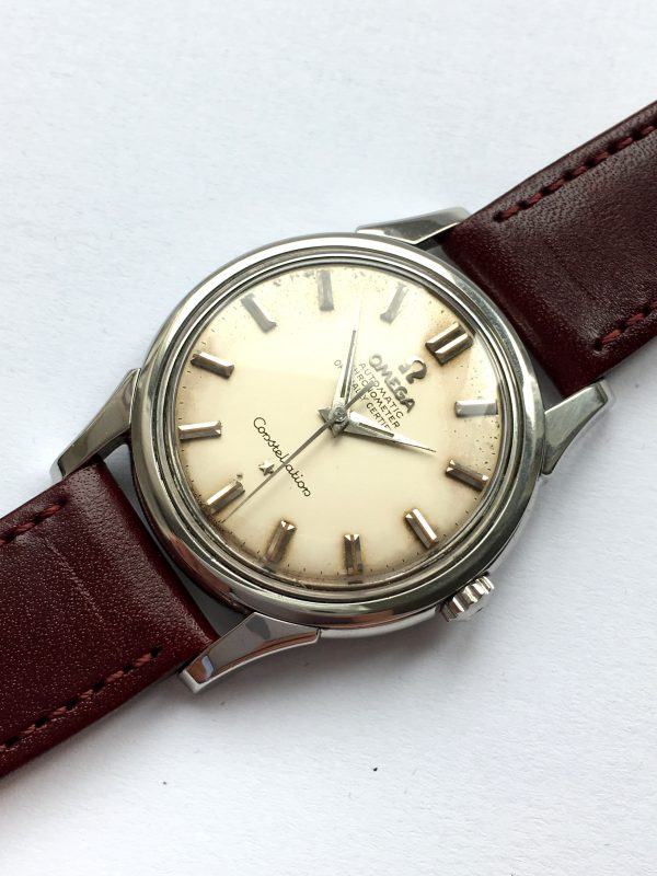 Vintage Omega Constellation With Gorgeous Patina