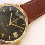 a2495 omega seamaster black brown (10)