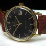 a2495 omega seamaster black brown (3)