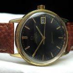 a2495 omega seamaster black brown (4)
