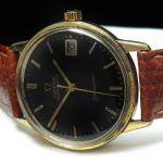 a2495 omega seamaster black brown (6)