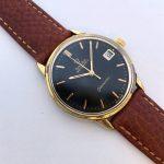 a2495 omega seamaster black brown (9)