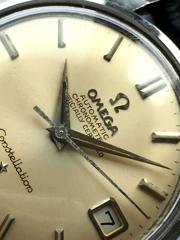 Crisp and well preserved vintage Omega Constellation