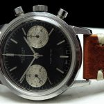 Amazing Breitling Top Time black dial Reverse Panda