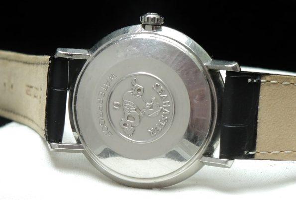 2019 Serviced Vintage Omega Seamaster De Ville Automatic Black Dial