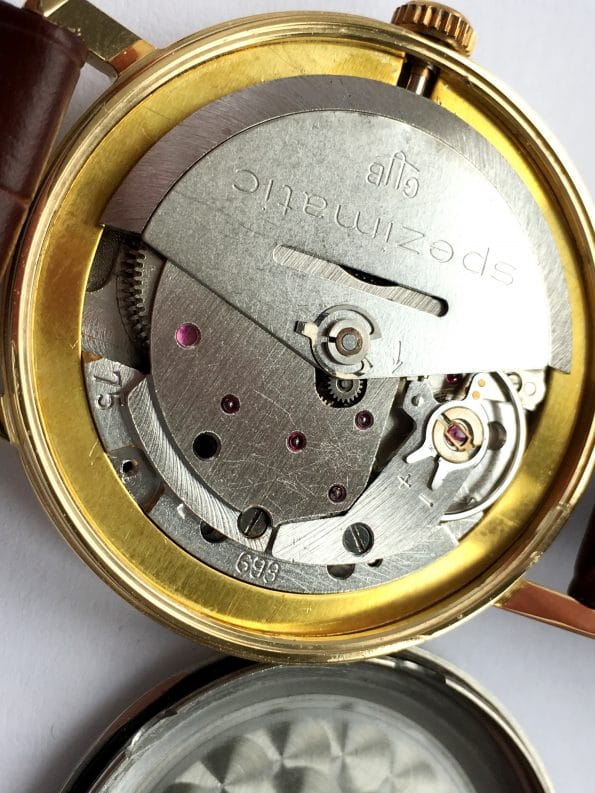 Serviced Glashütte Spezimatik Automatic Date