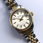a2526 rolex stahl gold lady (5)