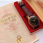 a2532 omega gold patina black dial (1)