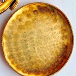 a2532 omega gold patina black dial (11)