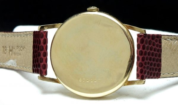 Refurbished 1960s Solid Gold Zenith