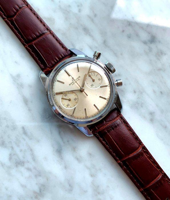 Vintage Breitling Geneve Chronograph Ref 1191