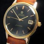 a2556 omega seamaster vergoldet ecru (4)