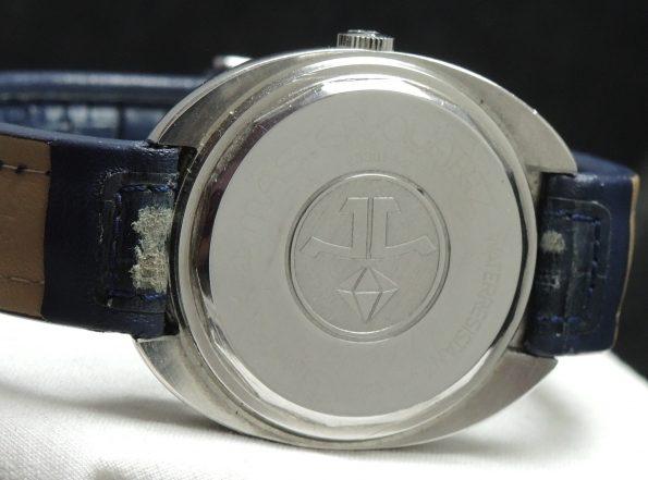 GREAT PRICE Jaeger LeCoultre Master Quartz Blue Dial