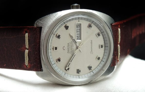Vintage Omega Seamaster Day Date Automatic Chronometer RARE
