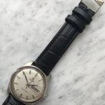 Vintage Omega 36mm Seamaster Automatic Calatrava Day Date