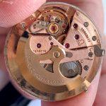 Mint Pre Seamaster Omega De Ville Linen Dial