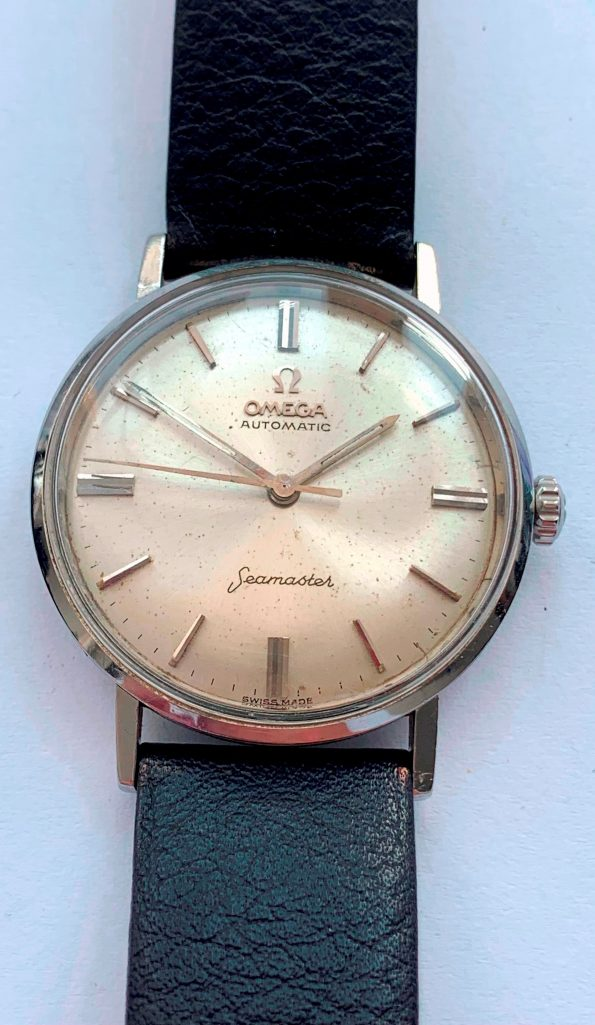 Vintage Omega Seamaster Automatic