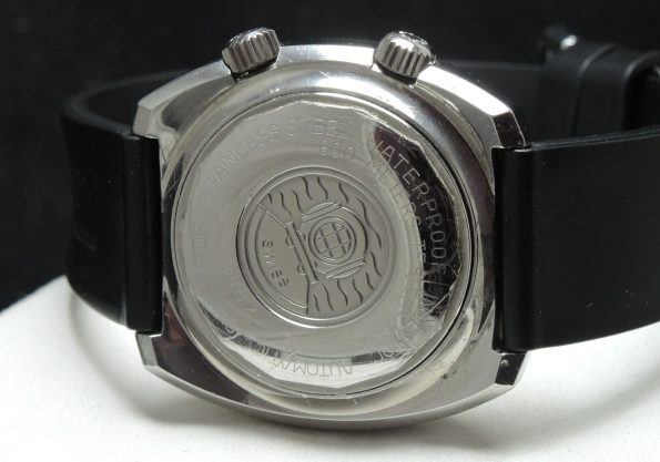 Vintage Longines Automatic Admiral Diver 1970er EXTRACT