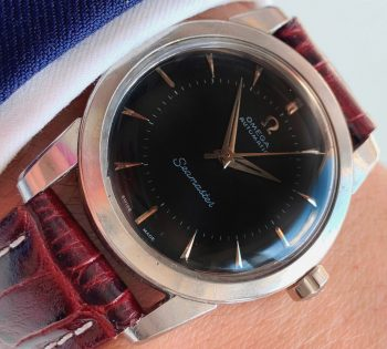 Serviced Refurbished Omega Seamaster Hammer Automatic Calatrava