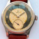Vintage Omega Suverän Antimagnetic Bullseye Dial