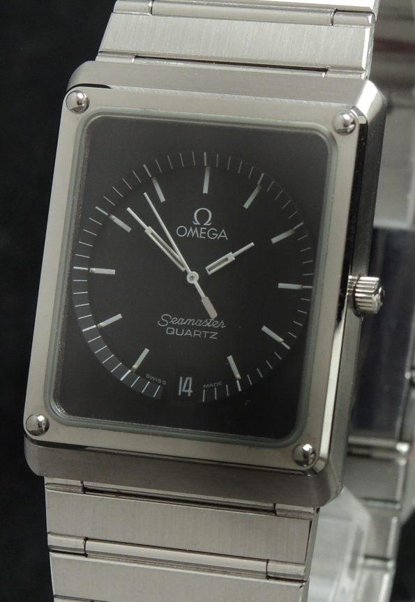 Mint Omega Seamaster Quarz Quartz Vintage