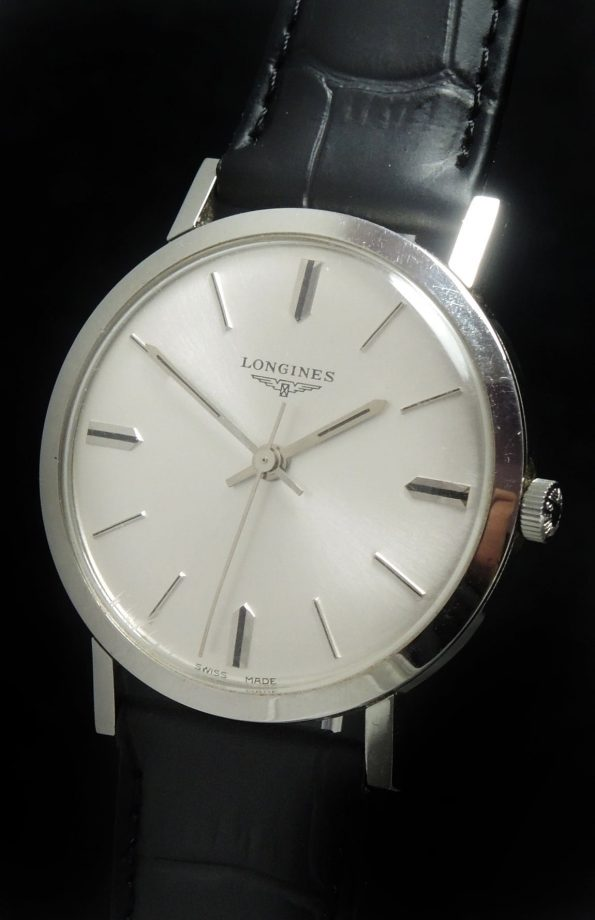 Perfect Longines Stainless Steel Ref 7854 4