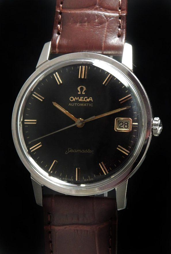 Omega Seamaster Pre De Ville Automatic