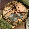 Vintage Omega Handwinding Cal 268 Gold Plated