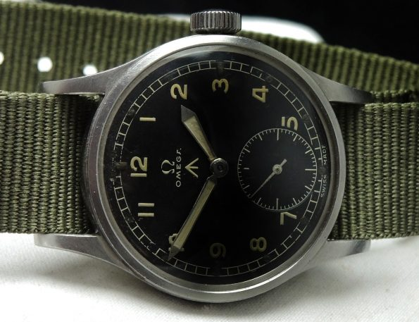 Rare Omega Military WWW Dirty Dozen RAF ww2