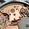 Vintage Refurbished Omega Genève