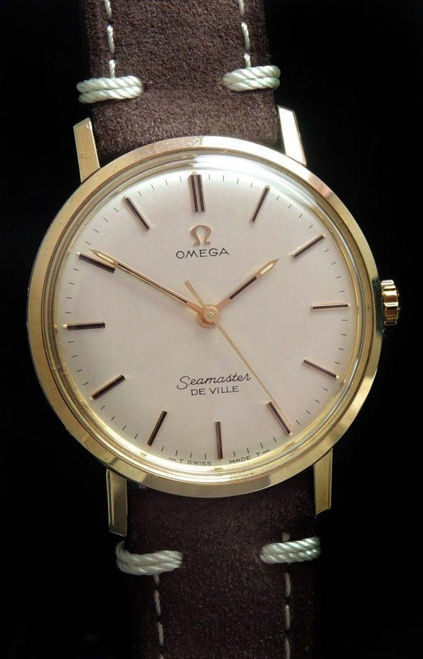 Fantastic Vintage Omega Seamaster DeVille
