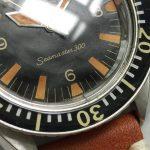 Original Omega Seamaster 300 Vintage Automatik