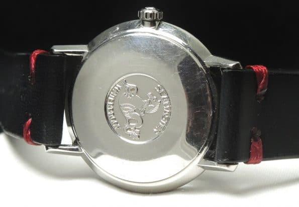 Black Dialed Omega Seamaster De Ville Automatic Vintage Steel
