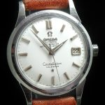 Restaurierte Omega Constellation Calatrava Automatik FULL SET
